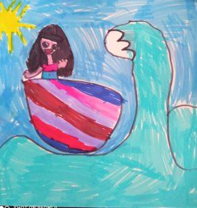 L'onda non potrà mai sommergerci....Ariel Ambalt