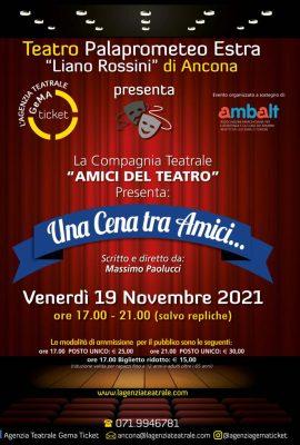 Teatro Palariviera Rossini Ancona