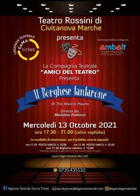 Teatro Rossini Civitanova Marche
